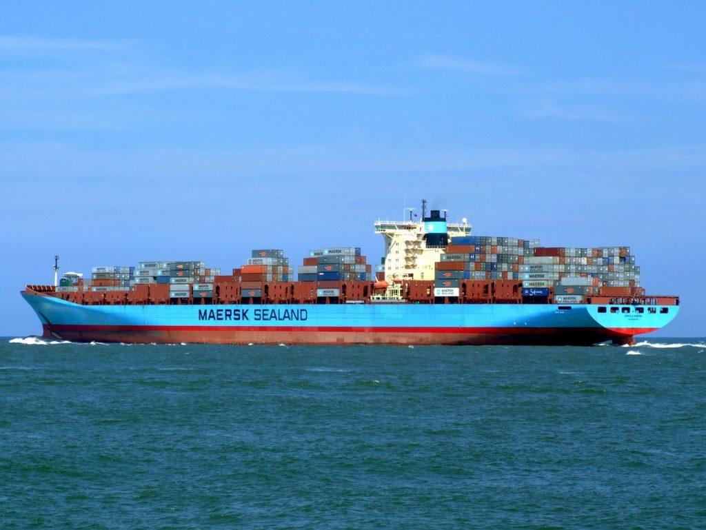 Portacontenedores de Maersk